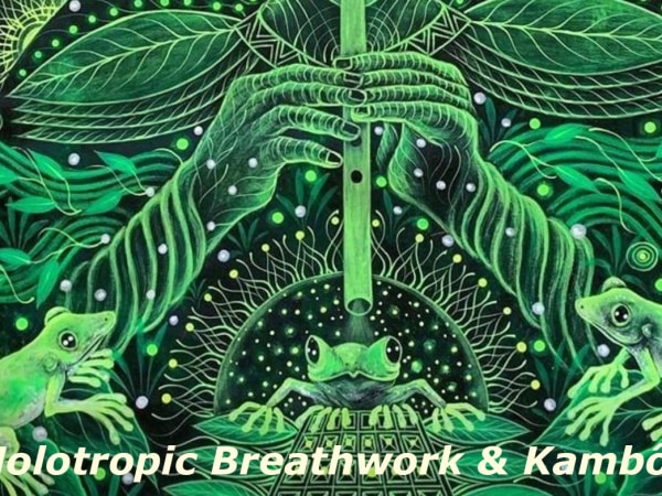 Holotropic Breathwork& Kambô in Aachen 18th-20th September 2020