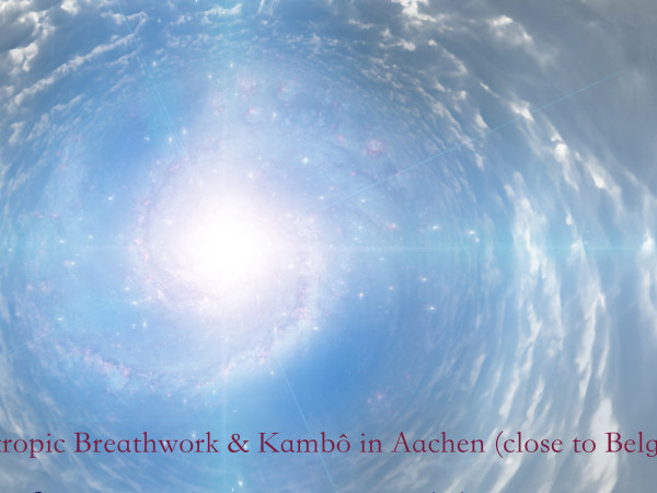 Holotropic Breathwork& Kambô in Aachen 24th- 26th January 2020