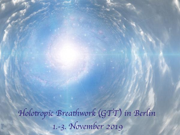 Holotropic Breathwork in Berlin 1st - 3rd November 2019
