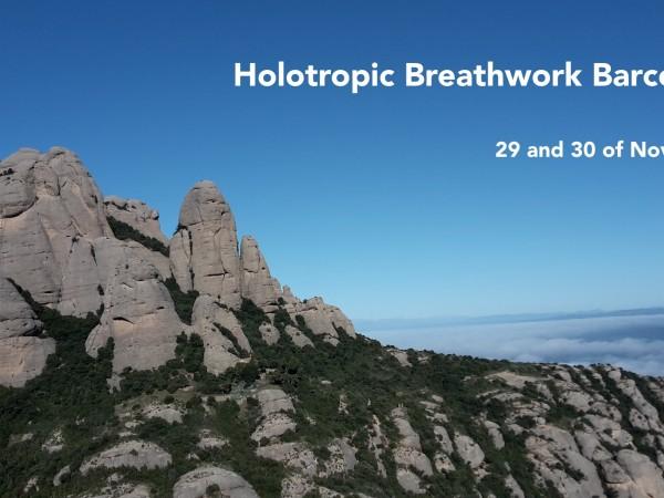 Holotropic Breathwork in Barcelona, 29th-30th November