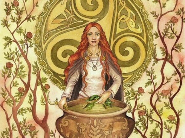 Celtic Shamanism and the Cauldron of Inspiration (Changed Date)