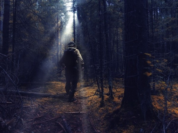 Rewilding Man - A Journey through the elements - Earth