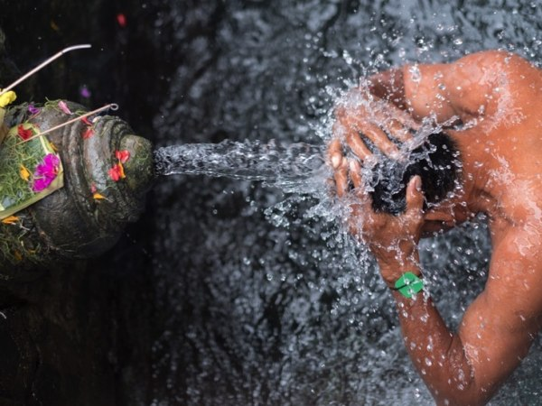Rewilding Man - A Journey through the elements - Water