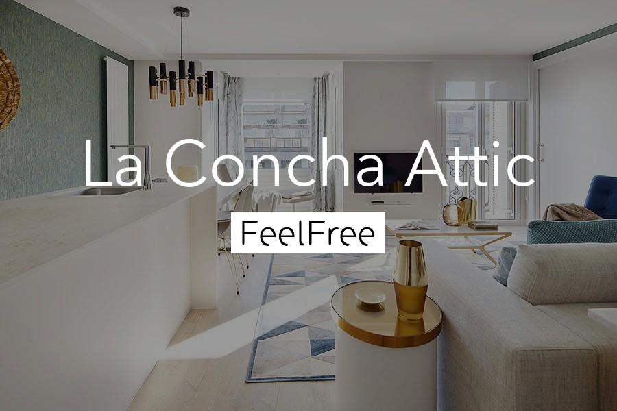 Imagen de La Concha Attic