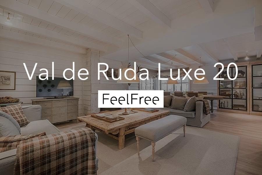 Image of Val de Ruda Luxe 20