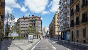 Bilbao Plaza - San Sebastián