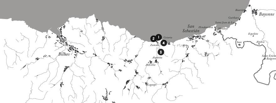 Tour costero: flysch & txakoli 4
