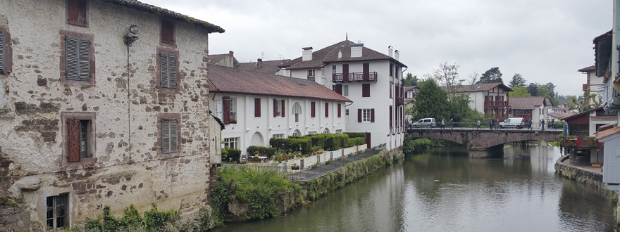 Inland tour of the French Basque Country 1