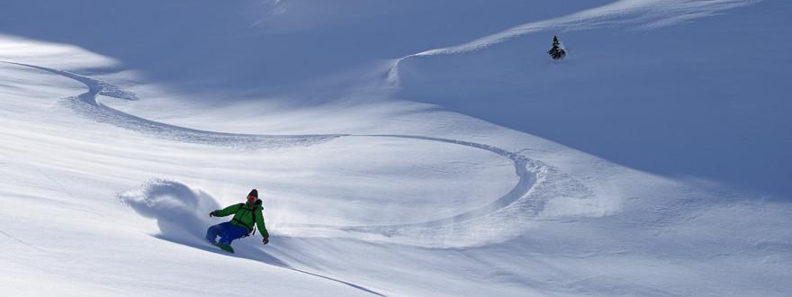 Off-piste Skiiing Privilege 1