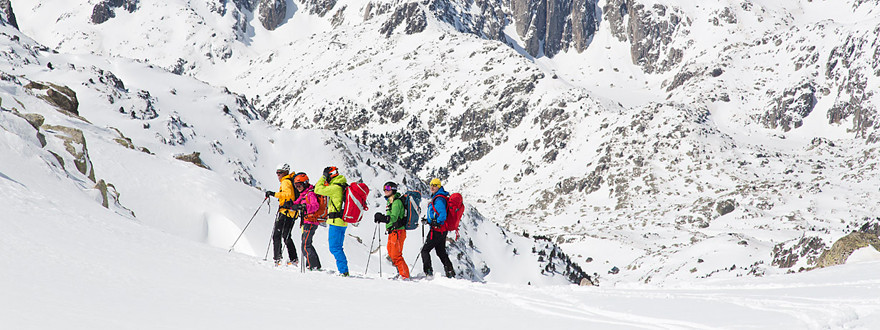 Off-piste Skiiing Privilege 2