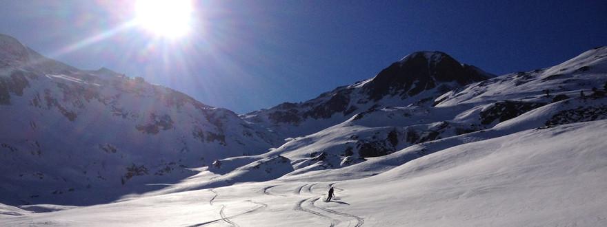 Off-piste Skiiing Privilege 3