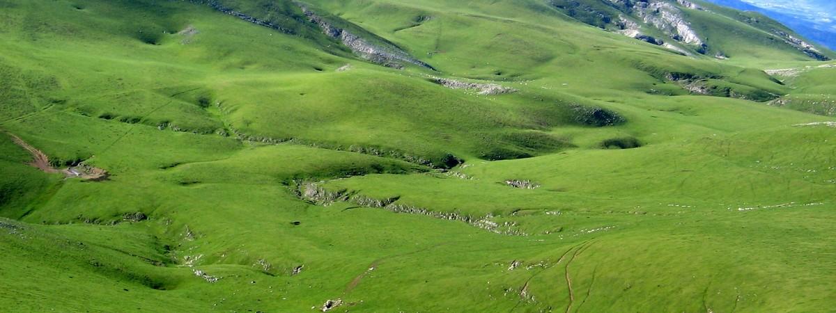 Trekking en el Monte Txindoki 1