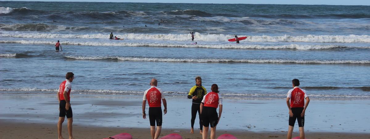 Clases de surf 2