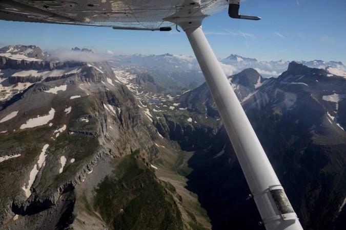 Panoramic flights by plane 4