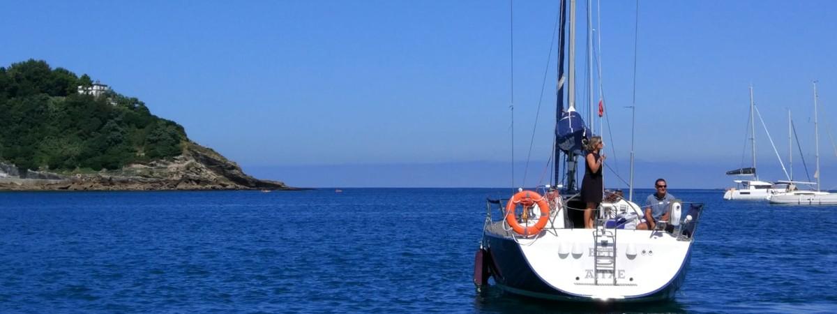 Paseo en barco de Vela 3