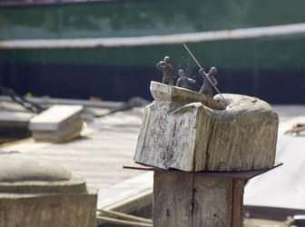 Le chémin de Saint-Jacques et notre histoire de baleines