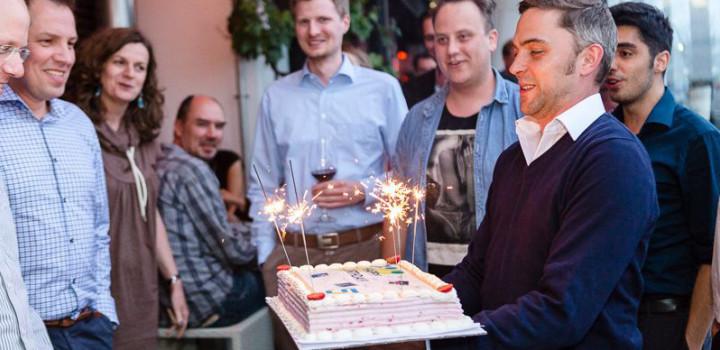 5 Jahre Monday Consulting: Rundum glücklich und zufrieden