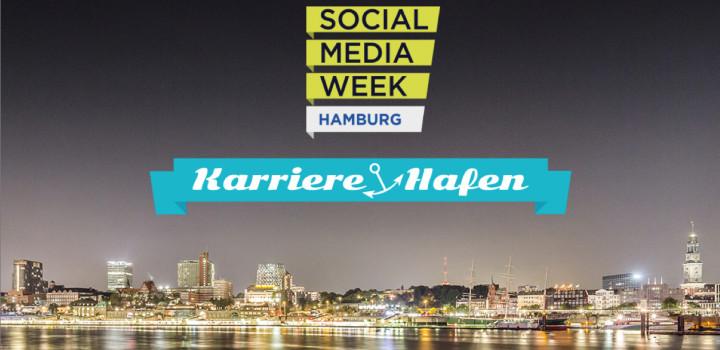Social Media Week: Digitalkonferenz live in Hamburg