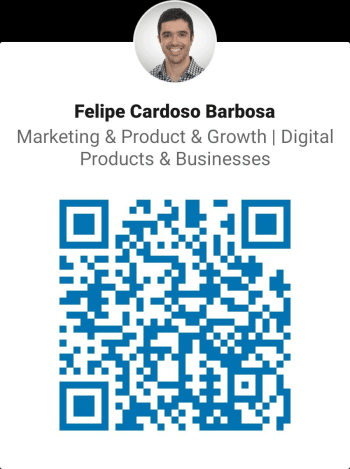 Perfil Felipe Cardoso Barbosa no LinkedIn