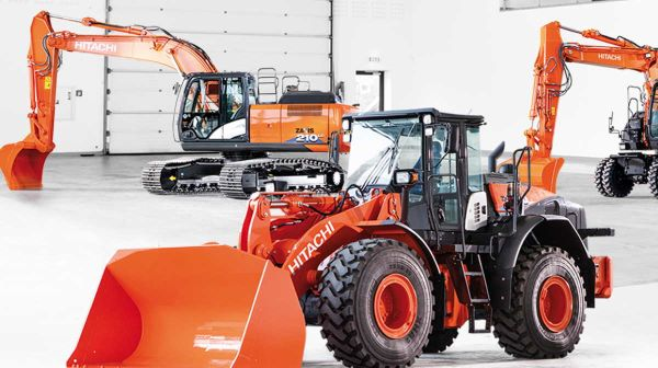 Hitachi Construction Machinery Europe