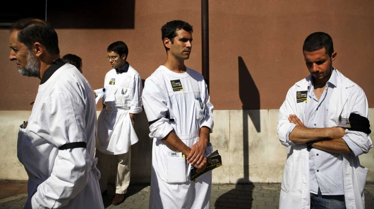 Doctors in Portugal