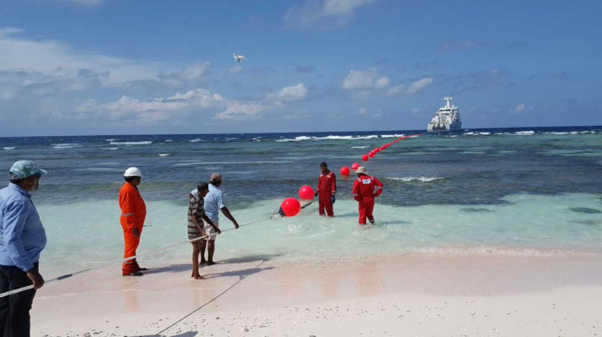 Maldives submarine cable