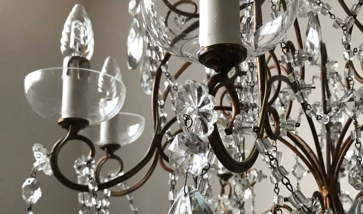 French imperial chandelier