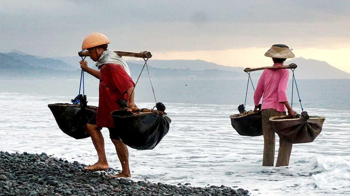 Indonesia salt