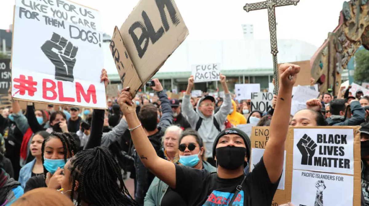 U.S. protesters