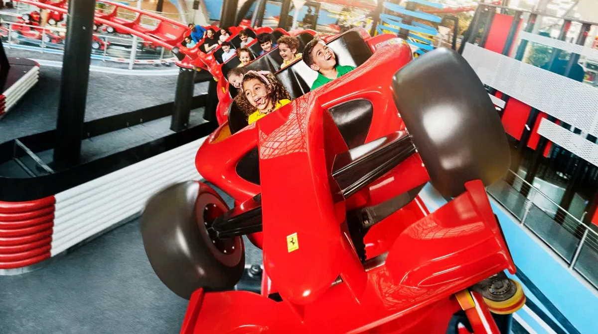 Formula Rossa Junior