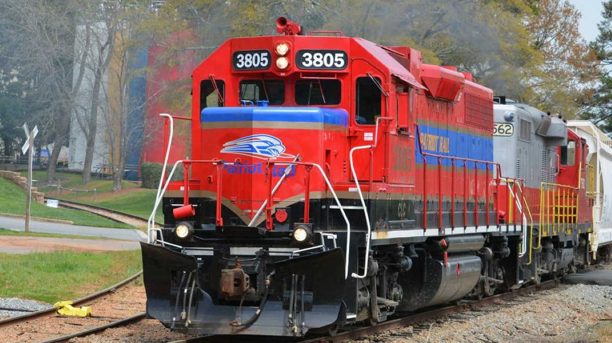 Patriot Rail