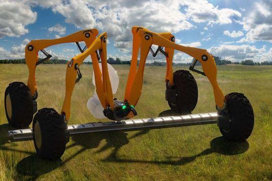 Farming robot