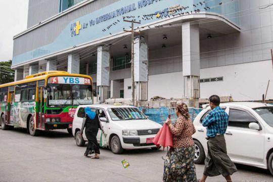 Myanmar hospital