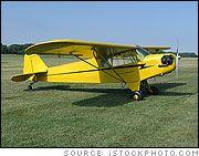 Private Planes: Piper Cub