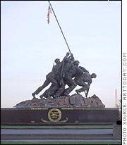 Iwo Jima Memorial, Washington, D.C.