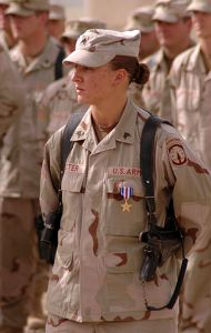 Us female military photos