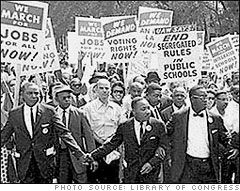 Civil Rights March On Washington History Facts Martin Luther King