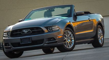 Timeline: Ford Mustang