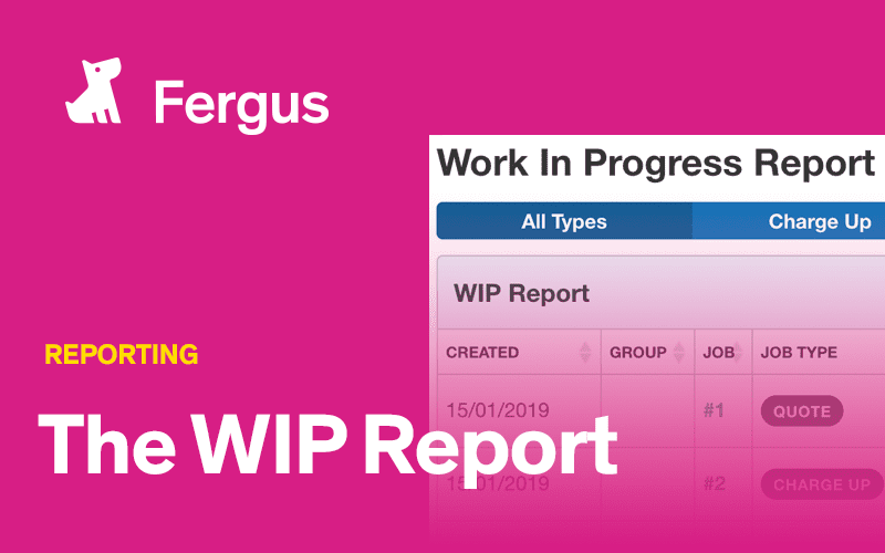 The WIP Report