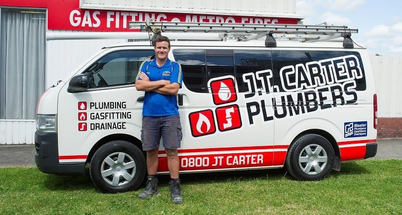 Customer Story - J.T. Carter Plumbers