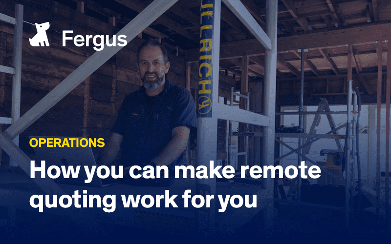 How to make remote quoting work for you