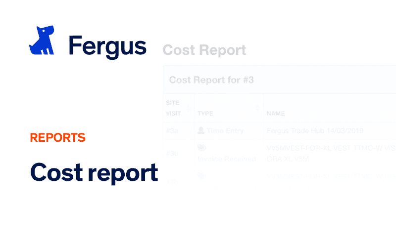 The Cost Report