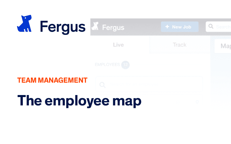 The Employee Map