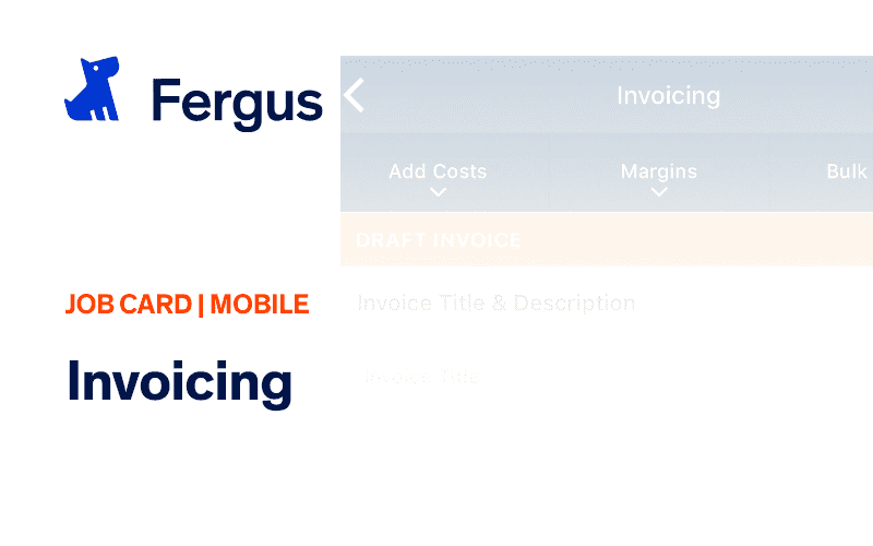 Mobile Invoicing