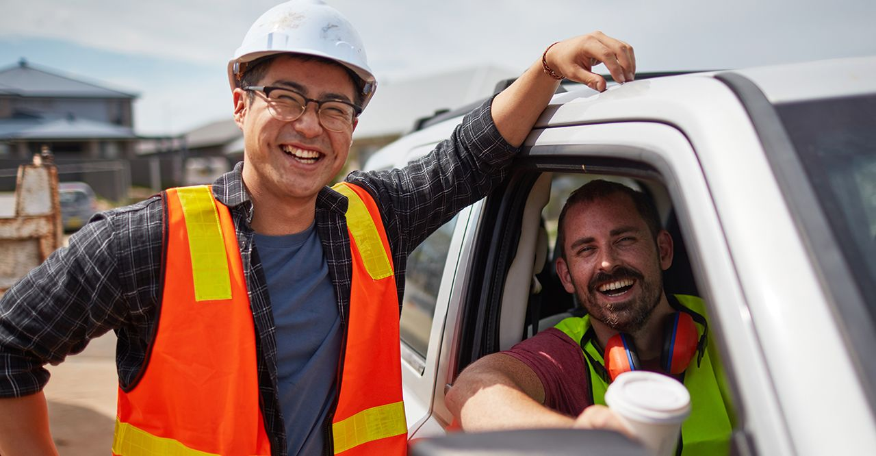8 ways to support tradies' mental health