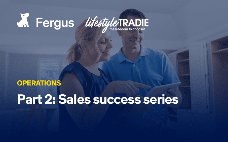 Tactical sales strategies to increase profitability in your trades business
