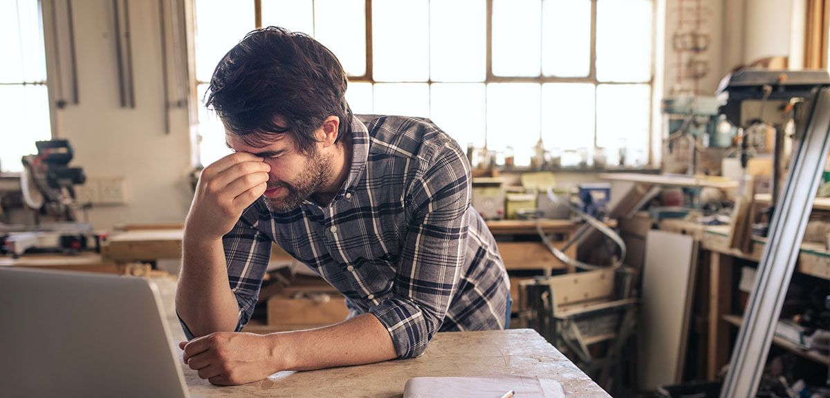 Building up to business owner burnout?