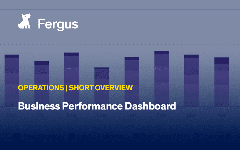 Overview: The Business Performance Dashboard