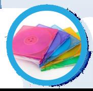 Slimline CD Case