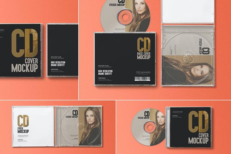 7 Dos and Don'ts of CD artwork design.